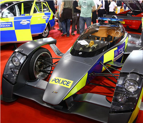 Caparo T1 RRV, London Unveiling
